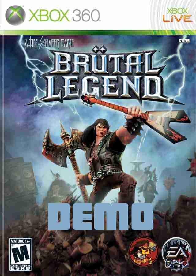 Descargar Brutal Legend [English][DEMO] por Torrent